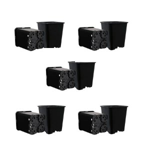 VASO ANTI STRESS 3,5L - Kit com 5 unidades