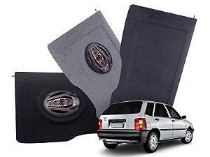 Tampão Bagagito Fiat Tipo | Cinza Escuro