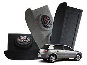 Tampão Bagagito Vectra GT Hatch | Cinza Escuro