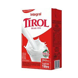 Leite Longa Vida Tirol Integral 1L