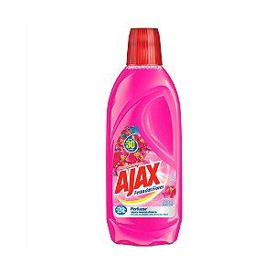 Limpador Ajax Bouquet de Flores 500ml