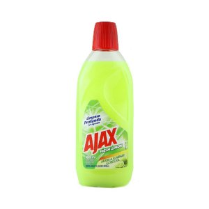 Limpador Ajax Fresh Lemon 500ml