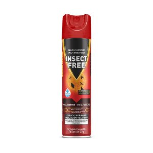Multi Inseticida Aerossol Insect Free 300ml