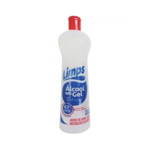 Álcool Gel Limps 67º 500g