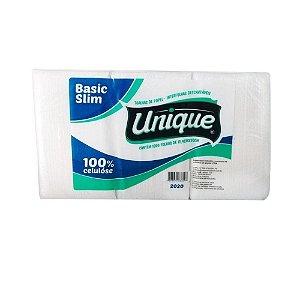 Interfolha Unique Basic Slim 17gr 100% Celulose C/1000
