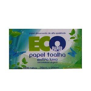 Interfolha Ecopaper 20X20cm 100% Celulose C/1000