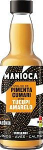 Molho De Pimenta Cumari Com Tucupi Amarelo De 60ml - Manioca