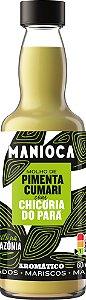 Molho De Pimenta Cumari Com Chicória Do Pará 60ml - Manioca