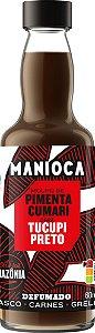 Molho De Pimenta Cumari Com Tucupi Preto De 60ml - Manioca