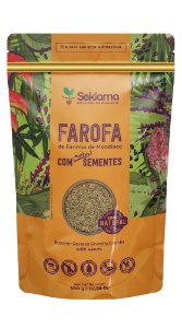 Farofa De Sementes - Pct 300g.