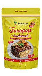 Farofa Faropop Tradicional - Pct 300g.