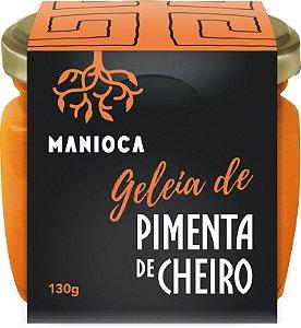 Geleia De Pimenta De Cheiro 130g Manioca - 100% Natural.