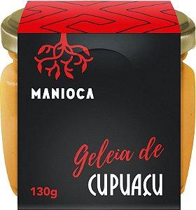 Geleia De Cupuaçu Manioca 130g - 100% Natural.