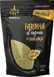 Farinha D'água De Bragança - 500g.