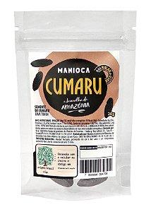 Semente De Cumaru 20g Manioca - 100% Natural E Vegana.