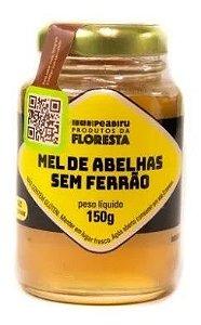 Mel De Abelha Sem Ferrão Amazônia 150g.