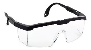Óculos de Segurança INCOLOR modelo RJ CA34082