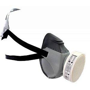 Máscara Semifacial filtro VO/P2 (Air Safety/Airsan) CA12.973