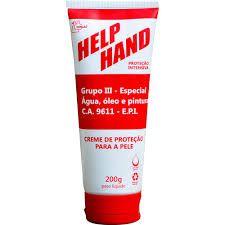 Creme de Proteção Grupo 3 (CA9.611) - Bisnaga 200g