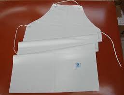 Avental Vinil (branco)  CA16.553