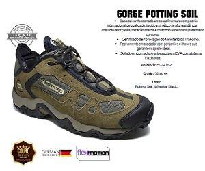Tênis GORGE Potting Soil (Petróleo) ESTIVAL CA40.377