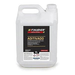 Detergente Desincrustante Acido Aditivado FINISHER 5 litros