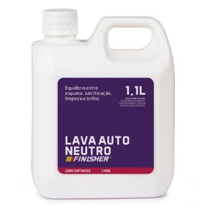 Lava Auto Neutro FINISHER 1,1 Litros