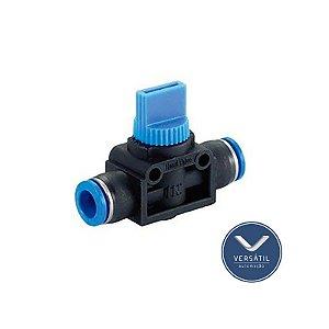 Válvula de Bloqueio Pneumática tubo 6mm