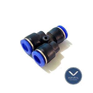 Conexão Y União 8mm