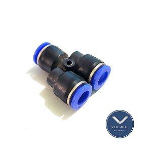 Conexão Y União 6mm