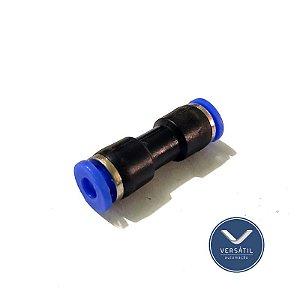 Conexão União Tubo 6mm