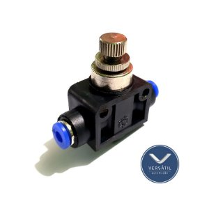 Regulador de Fluxo para Tubo 4mm