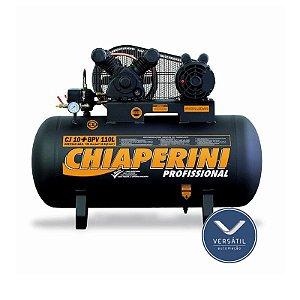 Compressor AR 10 BPV RCH 150L C/MM 2HP 120 Libras - Chiaperini