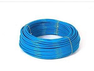 Tubo Poliuretano Azul 4mm