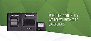 MVC TLS-450-PLUS | Medidor Volumétrico de Combustíveis