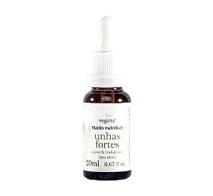 Fluido Nutritivo Unhas Fortes - 20ml