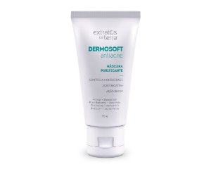 Dermosoft Antiacne Máscara Purificante - 30 g