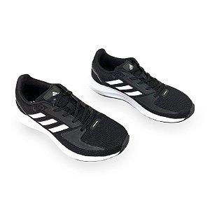 Tenis Feminino Esportivo Adidas Run Falcon Preto