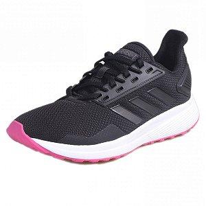 Tênis Adidas Esportivo Feminino Duramo 9 F34665 COR PRETO