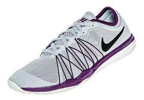 Tênis Nike Esportivo Feminino Dual Fusion TR HIT 844674008 COR LILAS