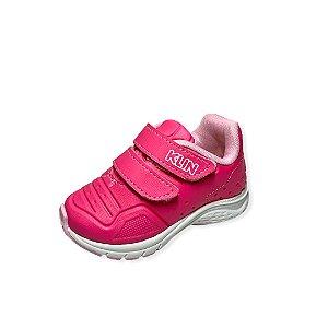 Tênis Infantil Feminino Esportivo Klin 19336020081065 COR PINK