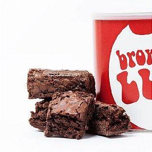 2 Latas + 1 Creme de Avelã Brownie do Luiz