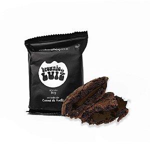 Brownie Recheado Creme de Avelã | Validade 15 dias