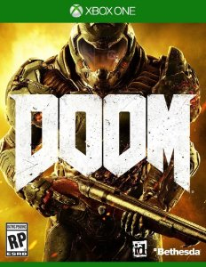 DOOM XBOX ONE Mídia Digital