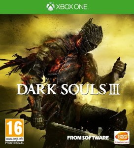 Dark Souls 3 XBOX ONE Mídia Digital