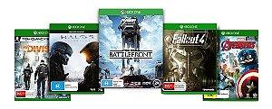 PROMOÇÃO - Combo 3 Jogos Xbox One Midia Digital (Qualquer Jogo)