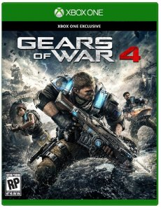 Jogo Gears Of War 4 XBOX ONE Mídia Digital