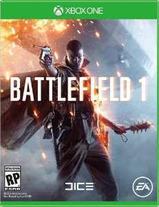Jogo Battlefield 1 XBOX ONE Mídia Digital