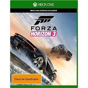 Jogo Forza Horizon 3 XBOX ONE Mídia Digital