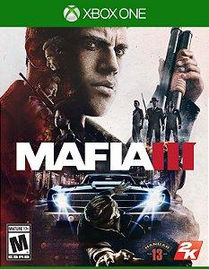 Jogo Mafia 3 XBOX ONE Mídia Digital